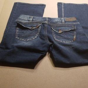 Silver Jean's